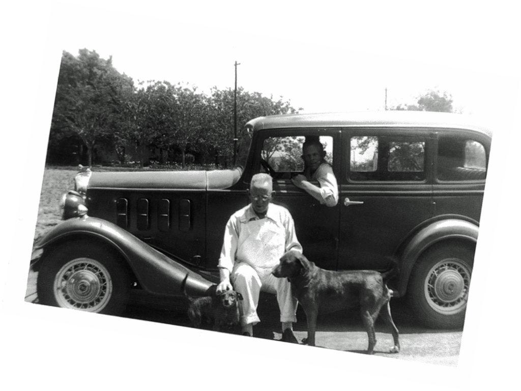 Duane and his Sedan
